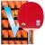 729ラッケトは2星の二星プロ級の卓球ラッケトの片腕を直撃します。