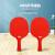 丁の弾力性の軟軸の卓球の訓練器の兵はネットの赤い神の器を訓練してから供給します。近視防止の室内のおもちゃの家庭用【ステンレス】黒い鏡の表面の高さは調節できます。