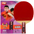 紅双喜(DHS)四星ラケト4006ストレートショット10本の卓球ボールが付きます。