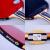 银河11星ラケット11B专业级碳素乒乓板单只 横拍/长手柄(自带:硬壳方形拍套/颜色外观随机)